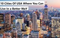Best Cities to Live in USA  – New Latest 2019