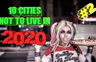 Don't move to these cities in 2020.