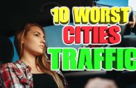 Top 10 Worst Traffic Cities.  I was surprised a couple were missing.